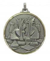 Diamond Edged Chess Silver Medal