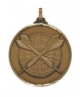 Diamond Edged Darts Bronze Medal