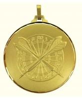 Diamond Edged Darts Gold Medal