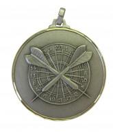 Diamond Edged Darts Silver Medal