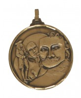 Diamond Edged Drama Bronze Medal