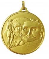 Diamond Edged Drama Gold Medal