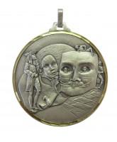 Diamond Edged Drama Silver Medal