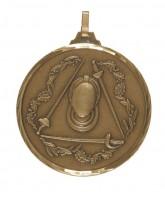 Diamond Edged Fencing Bronze Medal