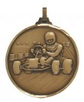 Diamond Edged Go Kart Bronze Medal