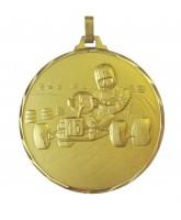 Diamond Edged Go Kart Gold Medal