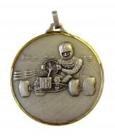 Diamond Edged Go Kart Silver Medal