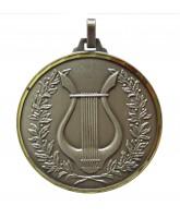 Diamond Edged Music Silver Medal