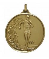 Diamond Edged Olympic Walking Event Bronze Medal