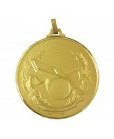 Diamond Edged Referee Whistle Gold Medal