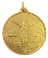 Diamond Edged Running Winners Gold Medal