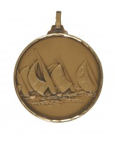 Diamond Edged Sailing Bronze Medal