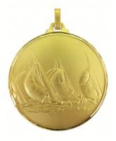 Diamond Edged Sailing Gold Medal