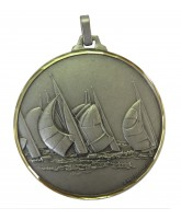 Diamond Edged Sailing Silver Medal