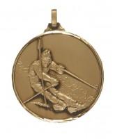Diamond Edged Skiing Bronze Medal
