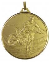 Diamond Edged Speedway Gold Medal