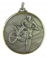 Diamond Edged Speedway Silver Medal