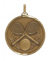 Diamond Edged Squash Bronze Medal