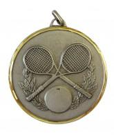 Diamond Edged Squash Silver Medal