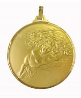 Diamond Edged Swimming Female Front Crawl Stroke Gold Medal