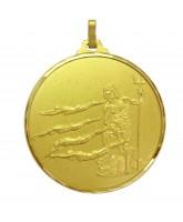 Diamond Edged Swimming Female Multi Stroke Neptune Gold Medal