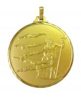 Diamond Edged Swimming Male Multi Stroke Neptune Gold Medal