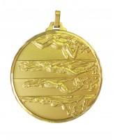 Diamond Edged Swimming Multi Stroke Gold Medal