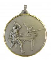 Diamond Edged Table Tennis Silver Medal
