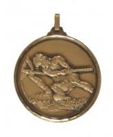 Diamond Edged Tug of War Bronze Medal
