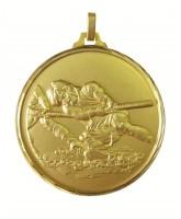 Diamond Edged Tug of War Gold Medal