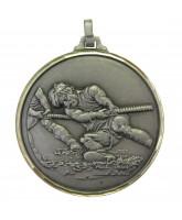Diamond Edged Tug of War Silver Medal