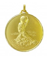 Diamond Edged Water Polo Gold Medal
