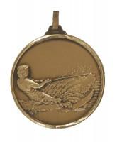 Diamond Edged Water Skiing Bronze Medal