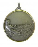Diamond Edged Water Skiing Silver Medal