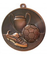 Economy Champions Cup Football Bronze Medal