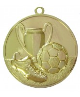 Economy Champions Cup Football Gold Medal