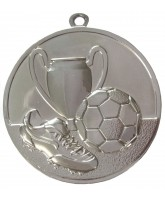 Economy Champions Cup Football Silver Medal