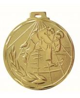 Economy Judo Gold Medal