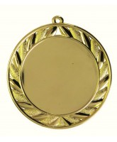 Garland Laurel Logo Insert Gold Medal