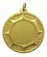Karst Logo Insert Gold Brass Medal
