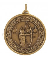Laurel Archery Bronze Medal