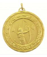 Laurel Archery Gold Medal