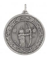 Laurel Archery Silver Medal
