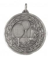 Laurel Badminton Silver Medal