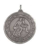Laurel Basketball Silver Medal