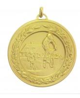 Laurel BMX Cycling Gold Medal