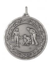 Laurel Bowls Silver Medal