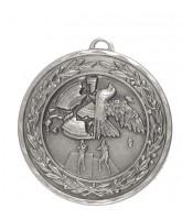 Laurel Clay Pigeon Shooting Silver Medal