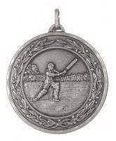 Laurel Cricket Silver Medal