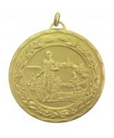 Laurel Cross Country Running Gold Medal